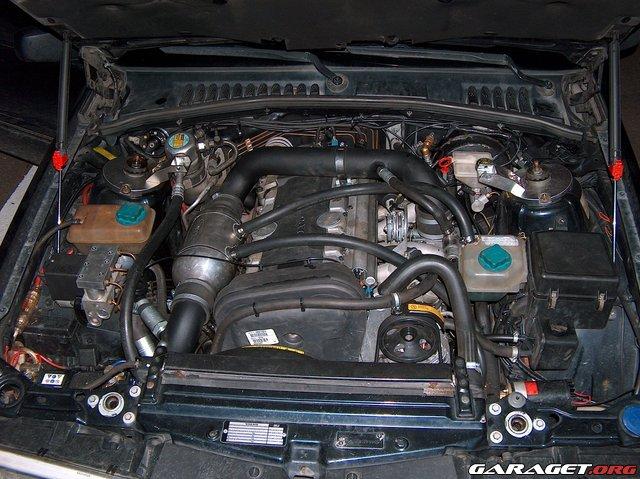 on 1995 Volvo 960