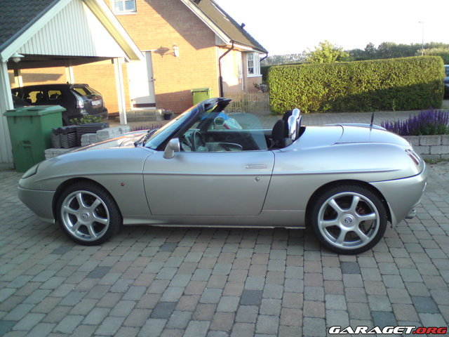Fiat barchetta 1998 garaget for Garage fiat 94