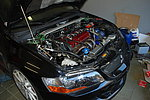 Mitsubishi evo 9