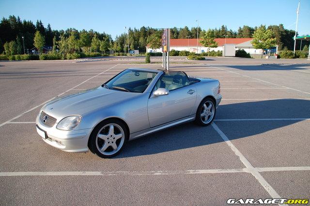 Mercedes slk 320 2001 garaget for Garage mercedes 94