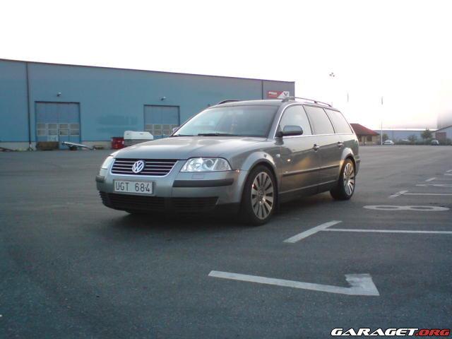 Volkswagen passat 1 8 t 3bg 2004 garaget for Garage volkswagen 95