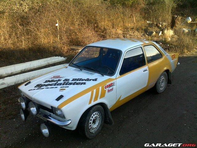 Opel kadett 1974 garaget for Garage opel bessancourt 95