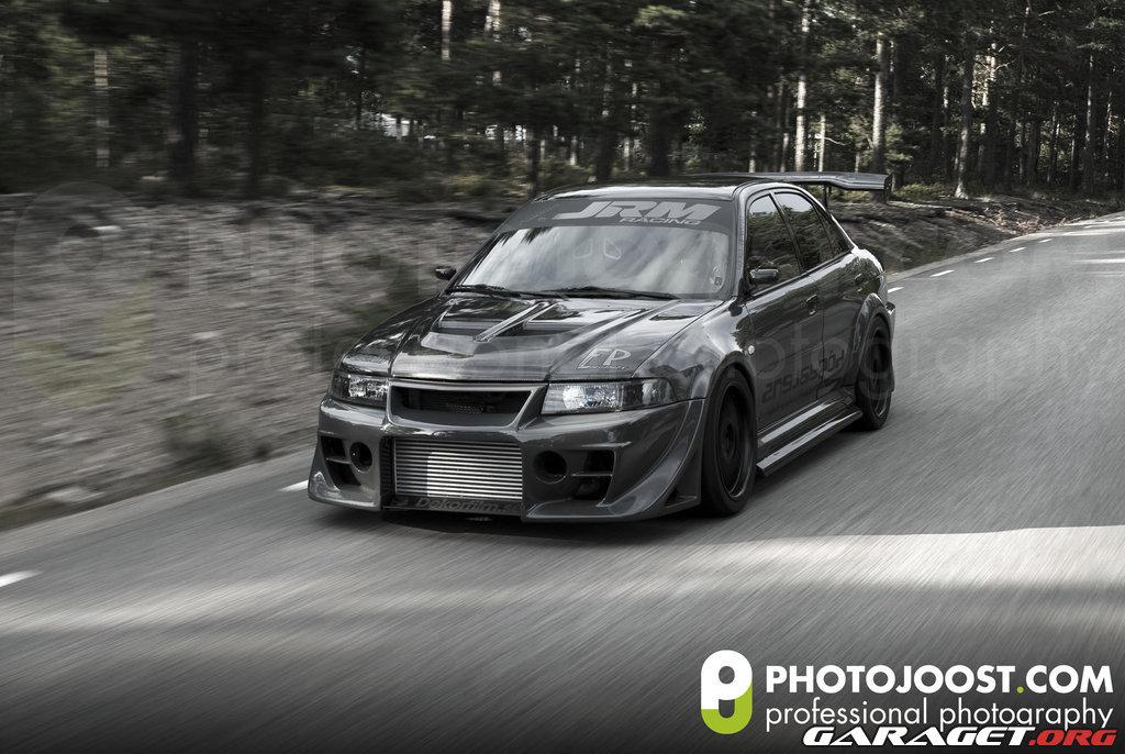Mitsubishi evolution vi tme 2000 garaget for Garage mitsubishi 95