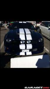 Ford Mustang GT 4,6 Coupe