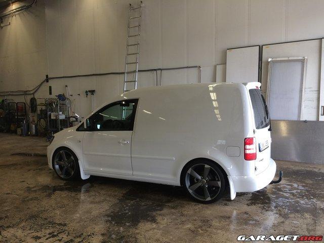Volkswagen caddy tdi 2012 garaget for Garage volkswagen 95