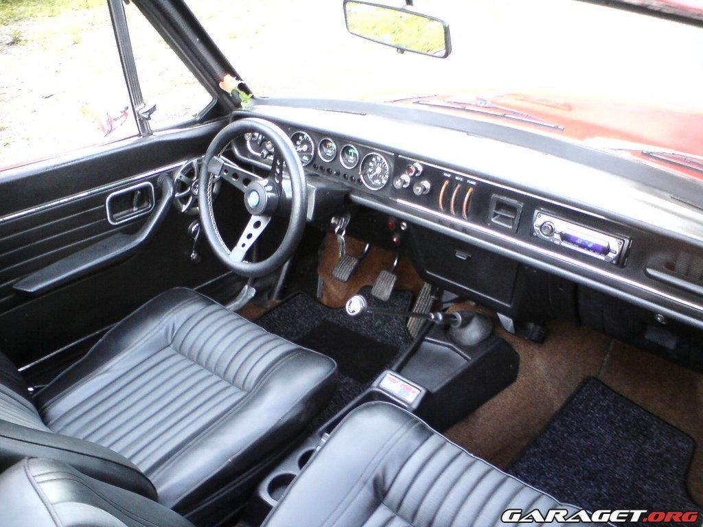 Volvo 142 Cab 1970 Garaget