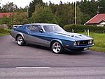 Ford MUSTANG MACH1