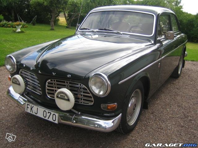 Volvo amazon 123gt clone 1970 garaget for Garage auto galon