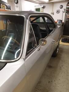 Opel Commodore Coupé v8
