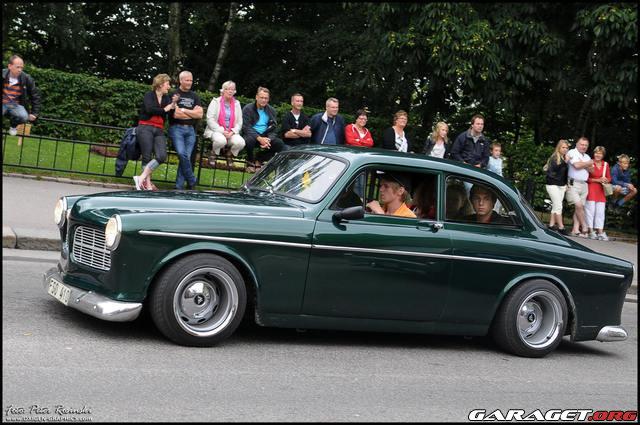 Garaget Volvo Amazon 1969