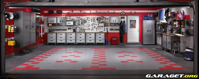 Garage Inredning Garaget