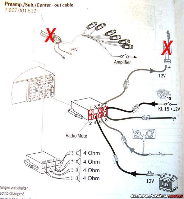 Ingen Str 246 M Till Stereo Utan T 228 Ndningen P 229 Slagen Garaget
