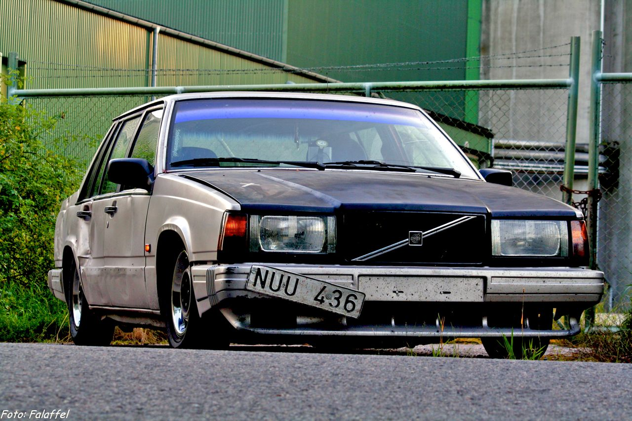 Volvo 300 Mania • View topic - Big Volvos