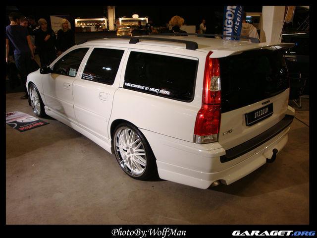 Volvo V70n 2005 Styling Tips R 229 D L 228 Nkar Garaget
