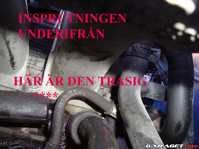Hur Fixa Sprucken Vevhusventilation 1 8t Garaget