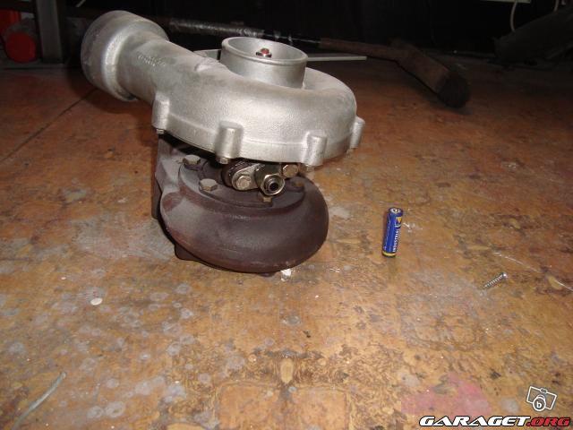 KKK K27 Spool på 1,8t motorn. 782354_wpz9j9