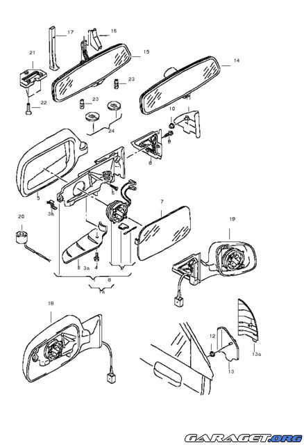 Volkswagen Vento 1 9 1992 Specs And Images together with Honda Accord88 Radiator Diagram And Schematics as well Viewtopic in addition 2015 Vw Gti Fuse Diagram as well 3932 53025 Lexus Ls 400 1993 1994 Full Set Oem  pliance 13 Parts Set Innenausstattung Armaturendekor Cockpitdekor. on 1993 volkswagen golf