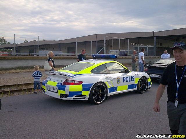 Har Polisen Skaffat Porsche Gt3 Som Polisbil Bilder Nej Det Har De Inte Garaget