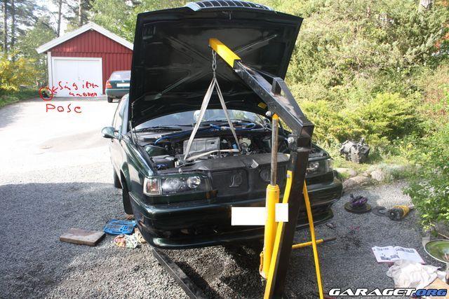 Volvo 850 r fr gor ang koppling v xel da garaget for Garage toyota dax