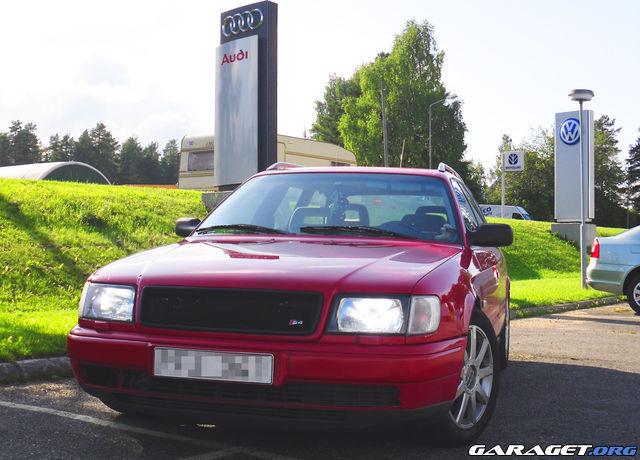 2010 Audi 100 Avant photo - 1