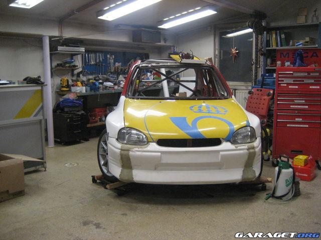 Opel corsa 94 4x4 turbo 659whp for Garage opel 94