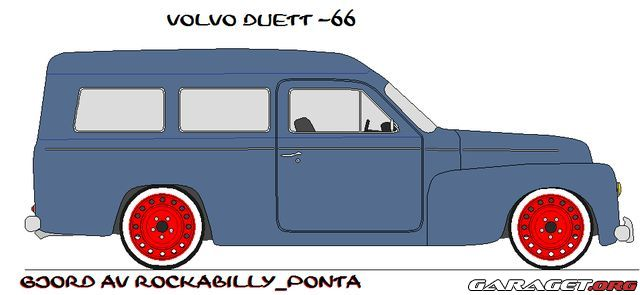 Din Bil I 2d Paint Garaget