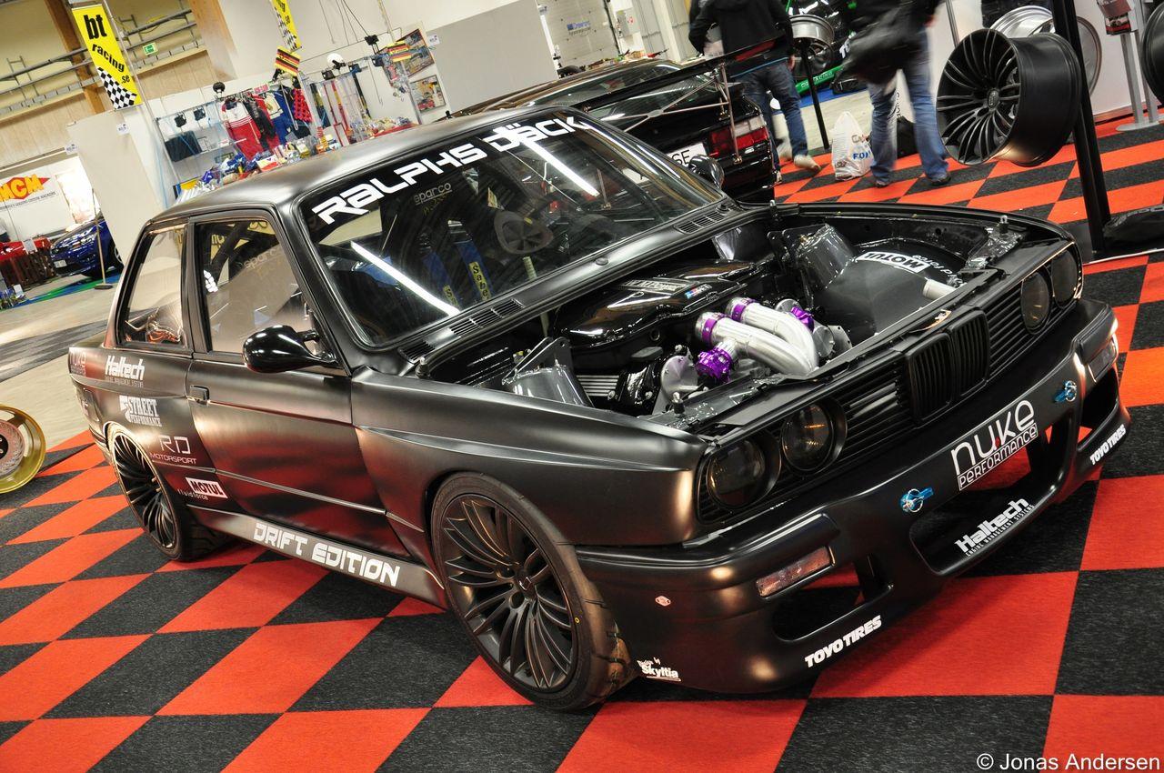 Republican Debate Car Officially All Show And No Go Dropped E30 Engine Diagram Bmw 323i Turbo Conversion