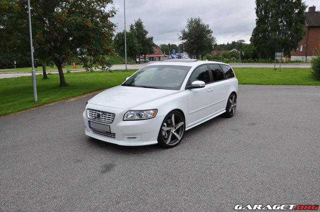 opAs Volvo V50 T5 RDesign 400WHP build