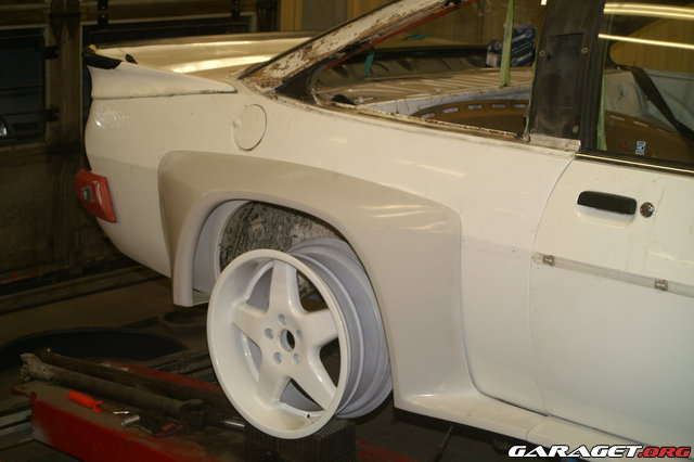 Opel manta b irmscher 400 projekt garaget for Garage opel bessancourt 95