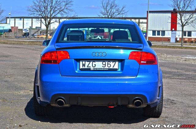 Audi a4 dtm edition garaget for Garage audi 92 nanterre