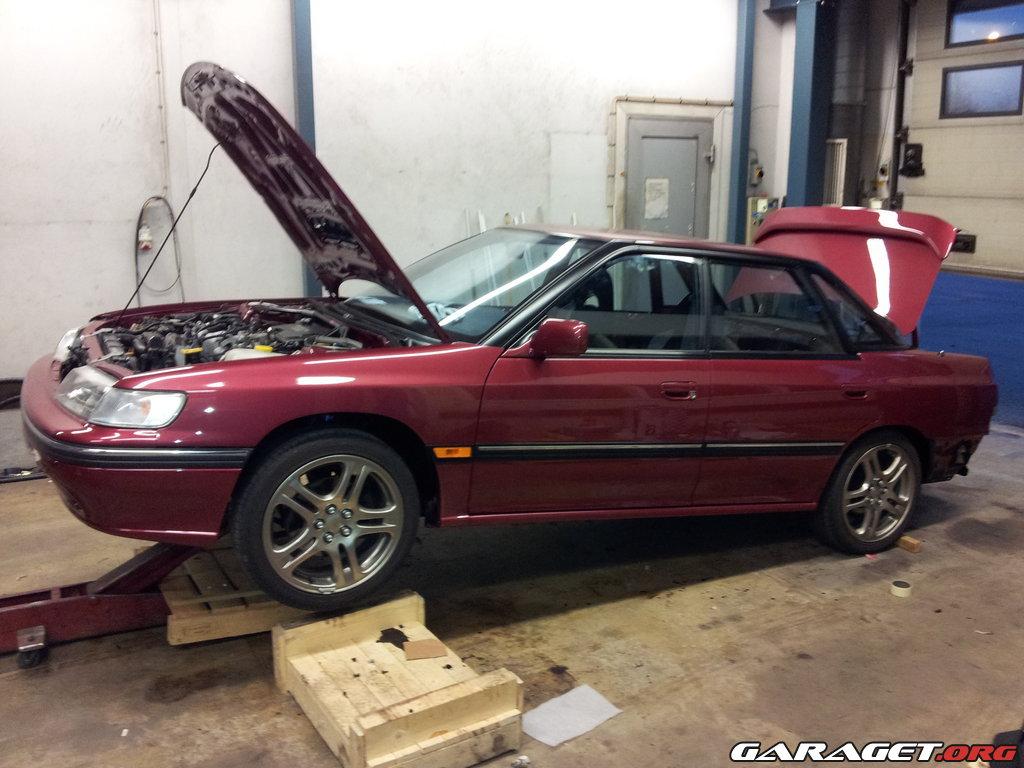 Subaru legacy turbo saloon 1993