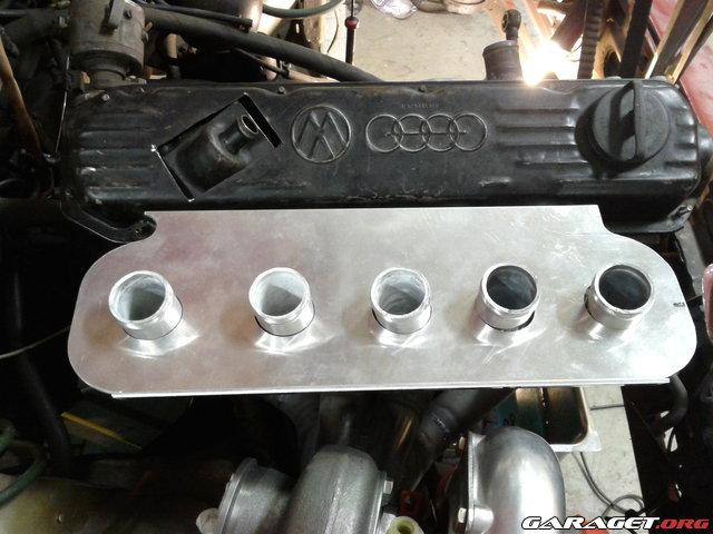 Audi urquattro 83 trimma motor och v gh llning garaget for Garage audi 91 viry chatillon