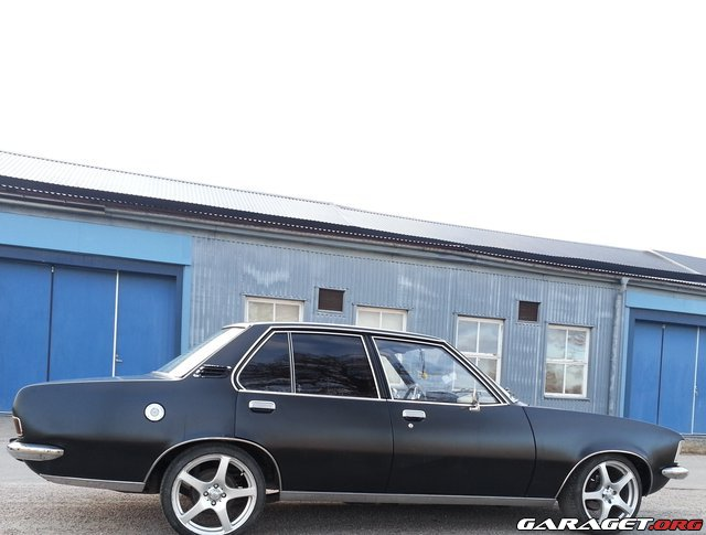 Opel rekord 77 budget styling samt learn by doing garaget for Garage opel 77 pontault combault