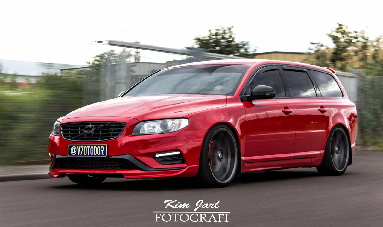 Volvo C T R Design
