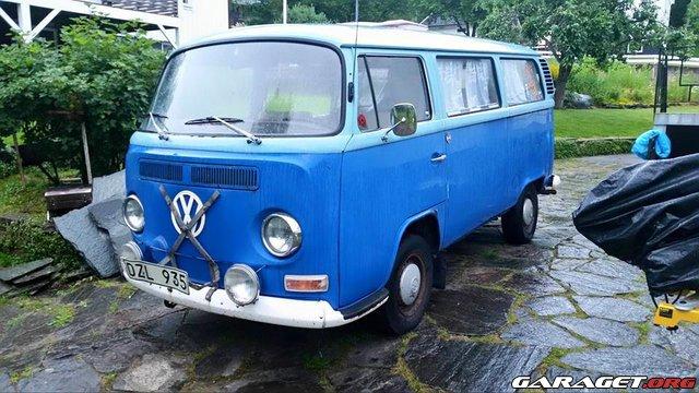 volkswagen early bay 72 campingbuss motorbygge etc garaget. Black Bedroom Furniture Sets. Home Design Ideas