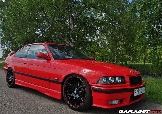 Bmw e36 325i coupe 93 garaget for Garage bmw bondy 93