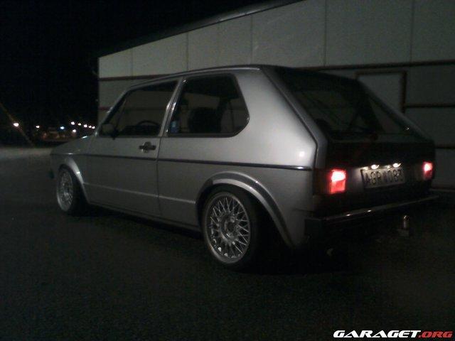 Viinikka s vw golf mk1 gls 78 ny bild p dagen utseende for Garage volkswagen 78 chambourcy