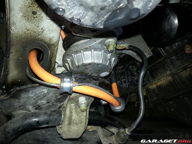 Audi 100 c4 avant 93 l ngtidsprojekt uppdatering for Garage audi 93