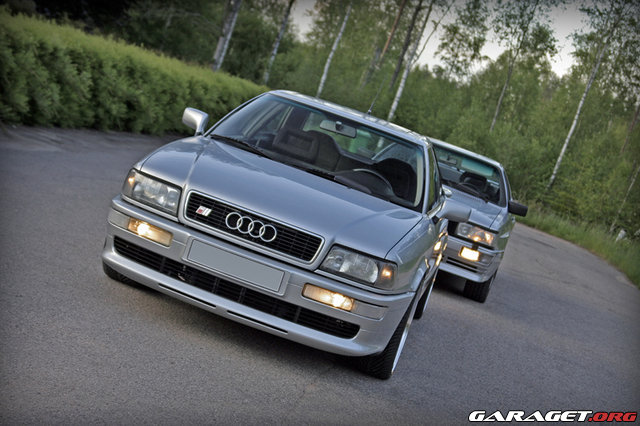 Audi s2 coup quattro 91 564whp 699wnm vad h nder i for Garage audi 91 viry chatillon