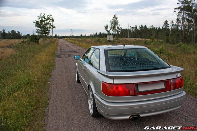 Audi s2 coup quattro 91 garaget for Garage audi 91 viry chatillon