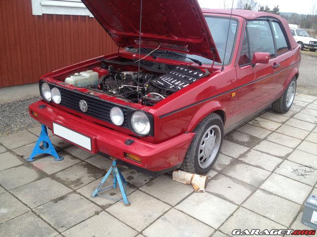 Volkswagen mk1 cabriolet 1989 garaget for Garage volkswagen rueil malmaison 92