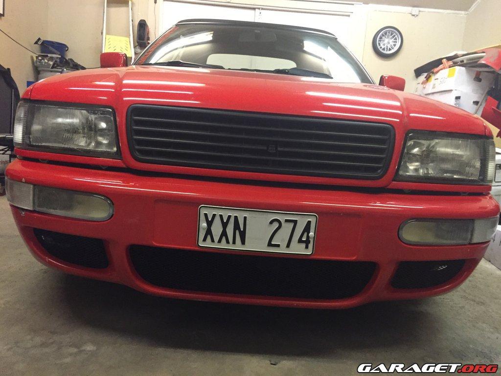 Audi cabrio 2 3e 92 garaget for Garage audi 91 viry chatillon