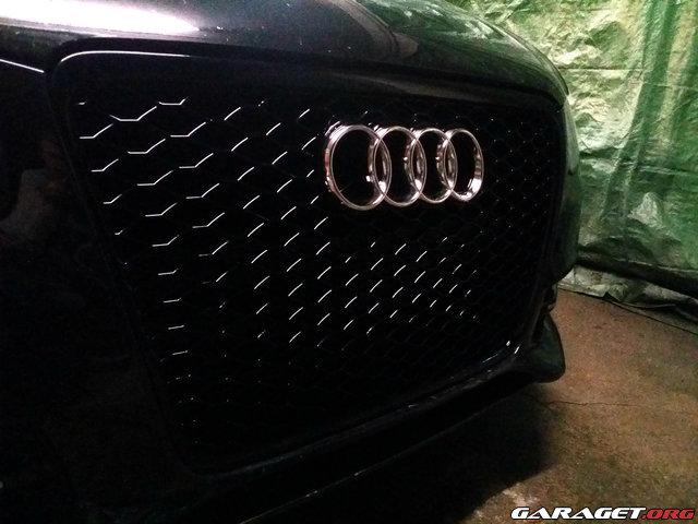 Audi B8 Something like that? Sidan 1 Garaget