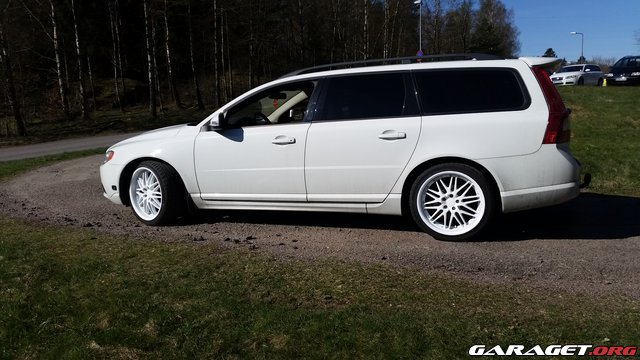 Volvo V70 09 Styling Uppfräshning (Antinoxiouss fotoalbum