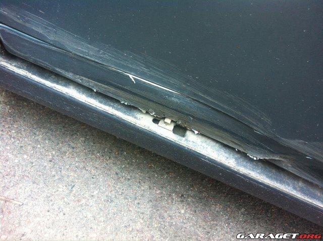 lackskador på bilen kostnad