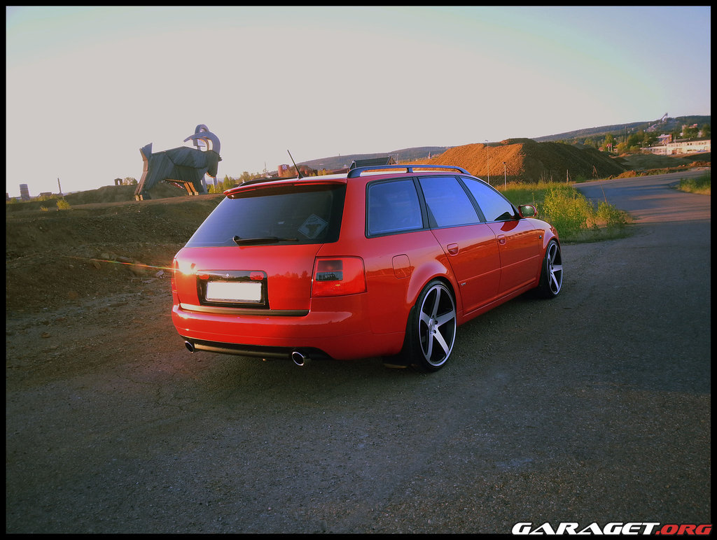 Ny bruksbil a6 quattro s line 04 forum na for Garage audi 92 nanterre