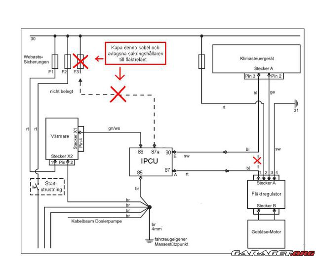 wiring diagram webasto thermo top c webasto parts wiring