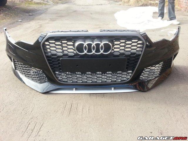 Audi styling delar