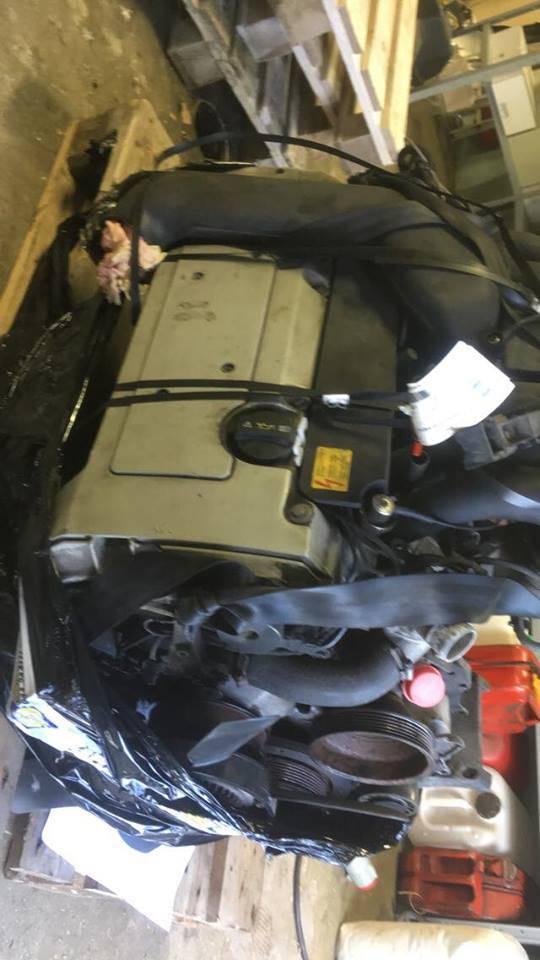 Volvo 740 M104 turbo   Garaget