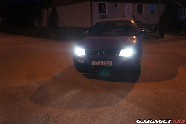 Audi a3 8l bl fixas till garaget for Garage audi 92 nanterre
